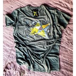 Camiseta hombre KAKI 3